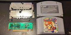 Cart And Board Back | Mario Party Nintendo 64