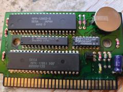Circuit Board (Front) | Phantasy Star II Sega Genesis