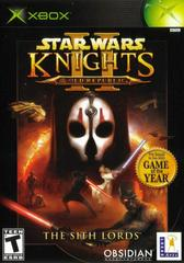 Star Wars Knights of the Old Republic II Xbox Prices