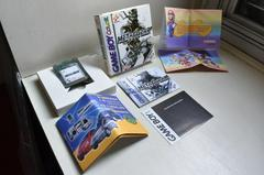 Contents Of Brazilian NTSC Version | Metal Gear Solid GameBoy Color