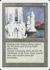 Ivory Tower Magic Revised Prices