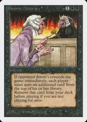 Demonic Attorney Magic Unlimited Prices