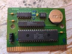 Circuit Board - Front   Shining Force II Sega Genesis