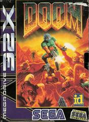 Doom PAL Mega Drive 32X Prices