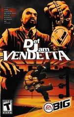 Manual - Front | Def Jam Vendetta Playstation 2