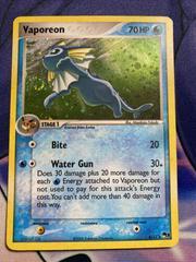 Vaporeon Pokemon POP Series 3 Prices
