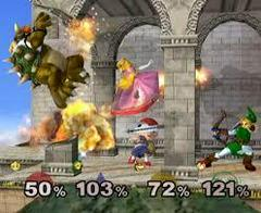 Screenshot | Super Smash Bros. Melee Gamecube