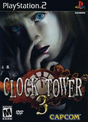 Front Cover | Clock Tower 3 Playstation 2