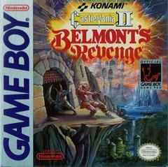 Castlevania II Belmont'S Revenge - Front | Castlevania II Belmont's Revenge GameBoy