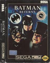 Batman Returns - Front | Batman Returns Sega CD