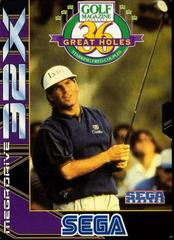 Golf Magazine: 36 Great Holes Starring Fred Couples PAL Mega Drive 32X Prices