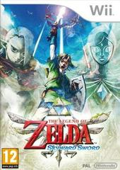 Standard Retail | Zelda Skyward Sword PAL Wii