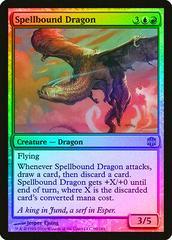 Spellbound Dragon [Foil] Magic Alara Reborn Prices