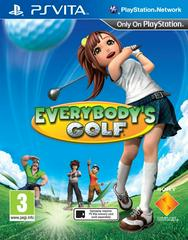 Everybody's Golf PAL Playstation Vita Prices