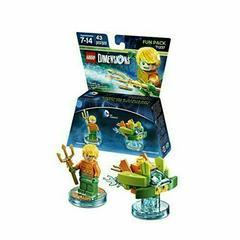 Aquaman | DC Comics - Aquaman [Fun Pack] Lego Dimensions