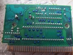 Circuit Board (Reverse)   NBA Hang Time Sega Genesis