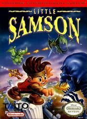 Little Samson - Front   Little Samson NES