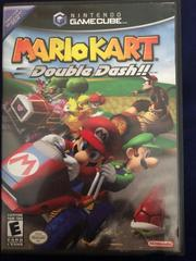 Front Of Case | Mario Kart Double Dash Gamecube
