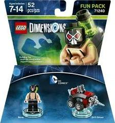 DC Comics - Bane [Fun Pack] Lego Dimensions Prices