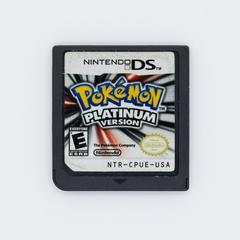 Front Of Cartridge   Pokemon Platinum Nintendo DS