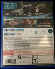 Case Back | Need for Speed Playstation 4