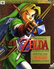 Zelda: Ocarina of Time Player's Guide Strategy Guide Prices