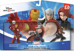 Avengers Figure Pack | Black Widow - 2.0 Disney Infinity