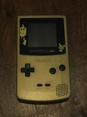 Gold Version | Pokemon Gold and Silver Special Edition Gameboy Color GameBoy Color