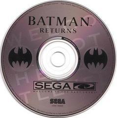 Batman Returns - Disc | Batman Returns Sega CD