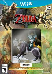 Zelda Twilight Princess HD [amiibo Bundle] Wii U Prices