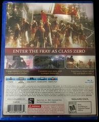 Case Back   Final Fantasy Type-0 HD Playstation 4