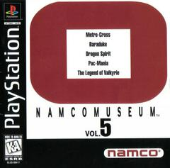 Namco Museum Volume 5 Playstation Prices