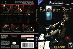 Full Cover (Standard Variant) | Resident Evil Gamecube
