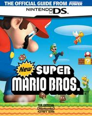 New Super Mario Bros. Player's Guide Strategy Guide Prices