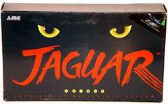 Atari Jaguar Box - Front | Atari Jaguar System Jaguar