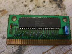 Circuit Board (Front) | Trouble Shooter Sega Genesis