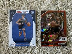 Anthony Edwards [Red] Basketball Cards 2020 Panini Hoops Prices