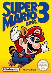 Super Mario Bros 3 - Front | Super Mario Bros 3 NES