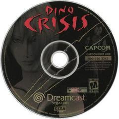 Disc | Dino Crisis Sega Dreamcast