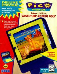 Disney's The Lion King: Adventures at Pride Rock Sega Pico Prices