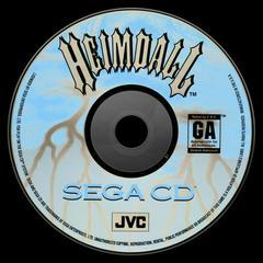 Heimdall - Disc   Heimdall Sega CD