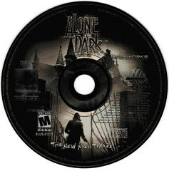 Game Disc 2 - (SLUS-01377) | Alone In The Dark The New Nightmare Playstation
