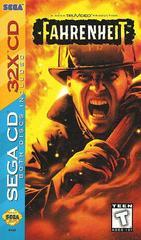Fahrenheit - Front | Fahrenheit Sega 32X