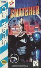 Snatcher Sega CD Prices