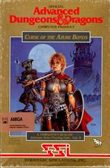 Advanced Dungeons & Dragons Curse of the Azure Bonds Amiga Prices
