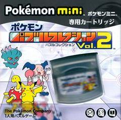 Pokemon Puzzle Collection Vol 2 Pokemon Mini Prices