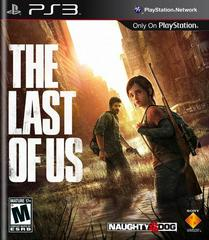 Front Cover | The Last of Us Playstation 3