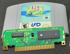 Cartridge And PCB | Super Bowling Nintendo 64