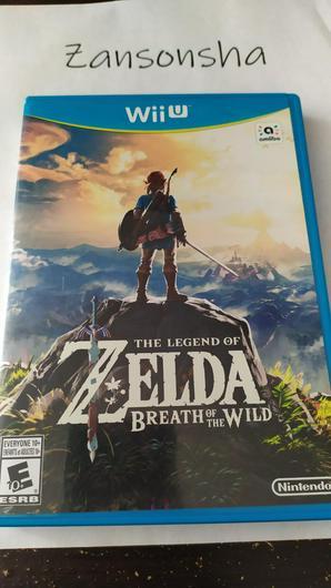 Zelda Breath of the Wild photo