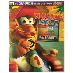 Diddy Kong Racing Official Nintendo Player's Guide Strategy Guide Prices